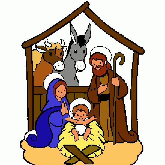 Index of image coloriage dessin - Coloriage creche de noel ...